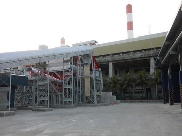Plant For Ash Treatment Singapore Eggersmann Gmbh